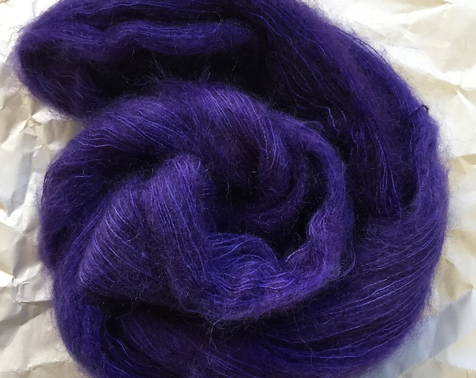 WOLKE mohair/silk laceweight - you are loved