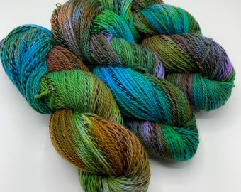 highland wool fingering - OOAK canopy