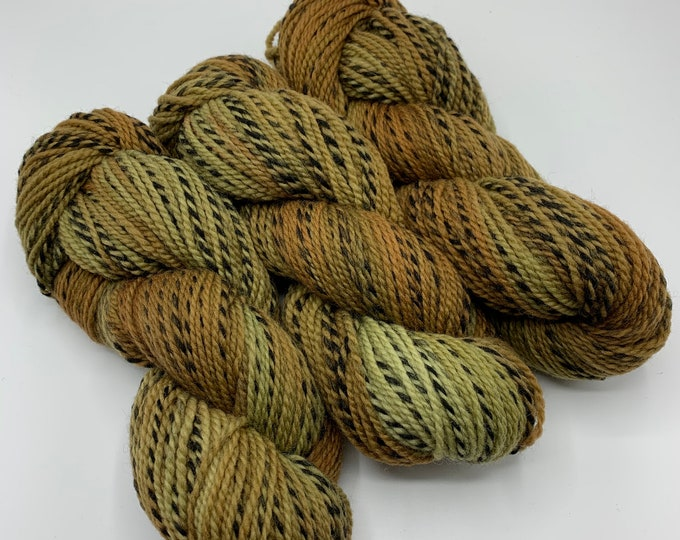 highland wool worsted - old linen
