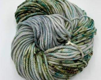merino chunky - grey, only better