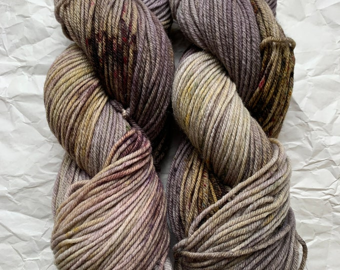 merino worsted - neutrals with a chance of speckles - batch 2