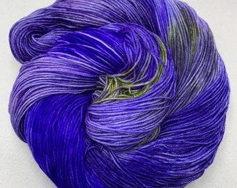 Rainbow of Hope - color 6 - grape and vine