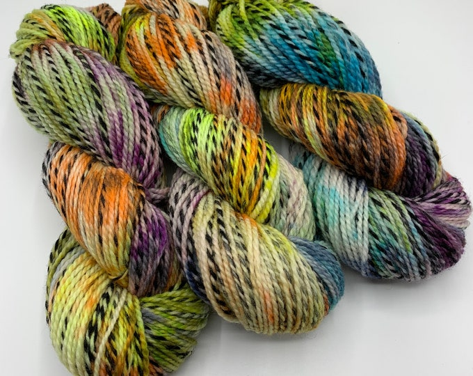 highland wool worsted - allsorts
