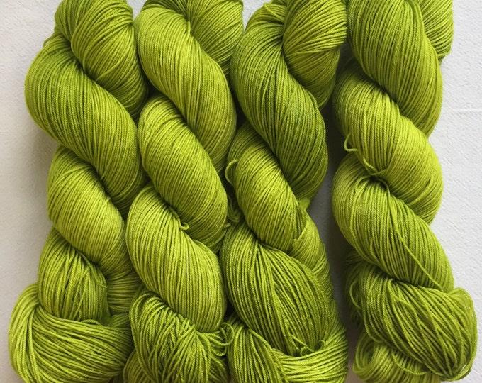 watercolors sock yarn - antidote