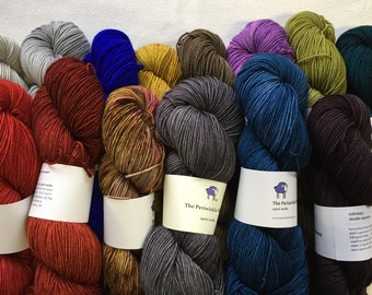 sport wolle - grab bag - misc. colors