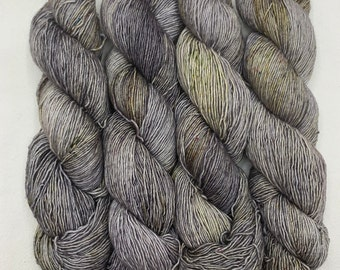 SALE sparkly merino  single - neutrals with a chance of speckles