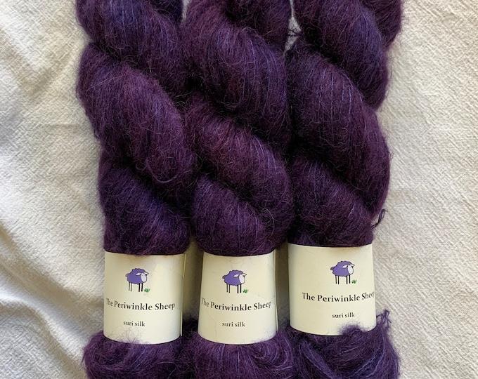 suri silk - various colors