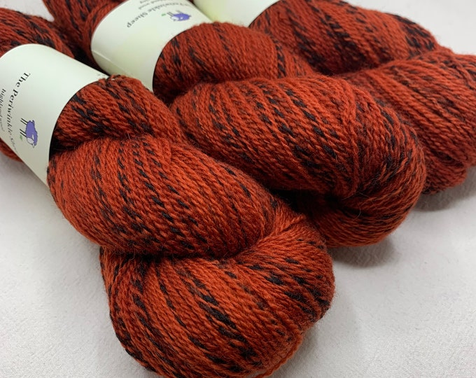 highland wool fingering - 11 ways to dry a chili pepper