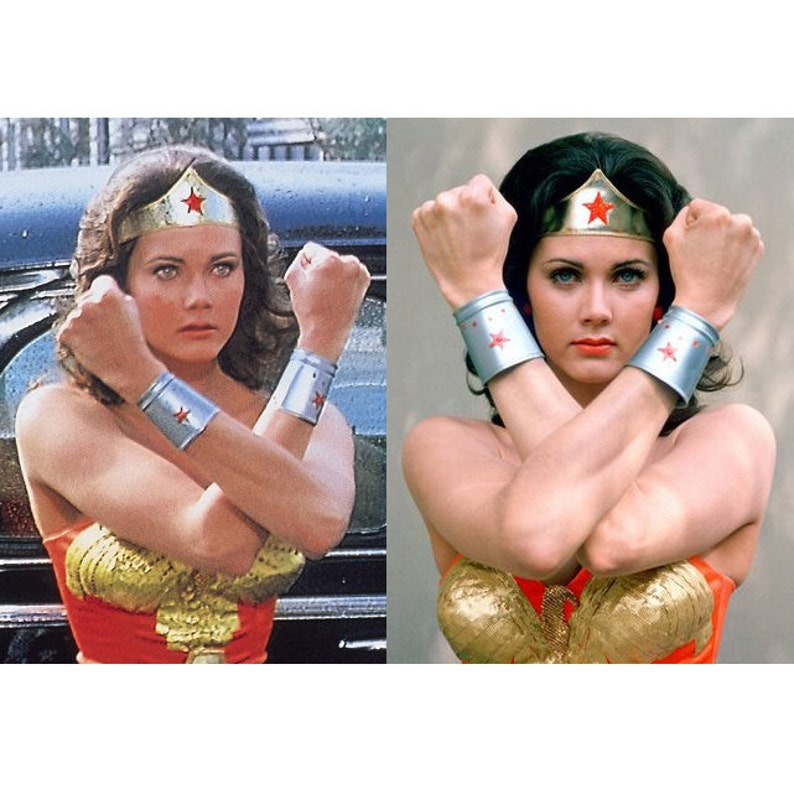 Season 1...Season 2.. Wonder Woman Accessories.. or Dark WW...