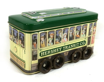 Vintage Walker Shortbread Truck Tin Etsy