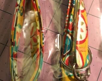 Handcrafated longe avec motif provençal Vera