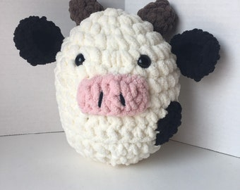 Cow Squishmallow - Cow Plush - Squishmallow
