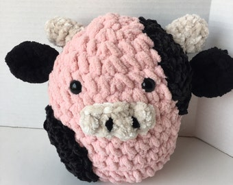 Squishmallow Cow - Cow Plushie - Baby Shower Gift