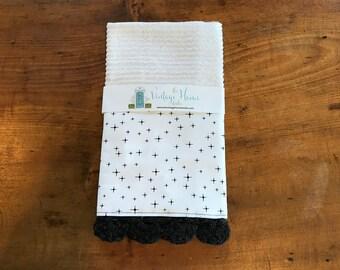 Magnolia Twinkle Crochet Kitchen Bar Mop Towel