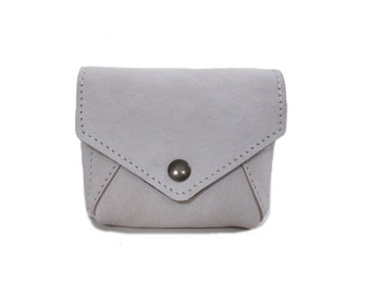 SHERLOCK pebble leather wallet screenprint