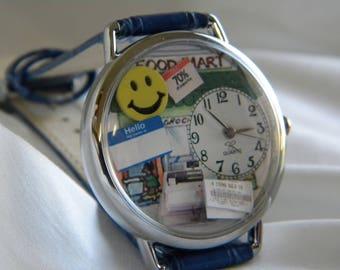 Superstore Retail Worker Watch