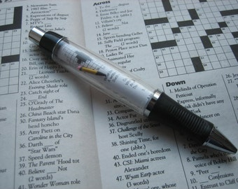 Crossword Puzzle Pen