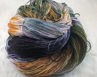 SOPHISTISOCK sock yarn by MJ Yarns