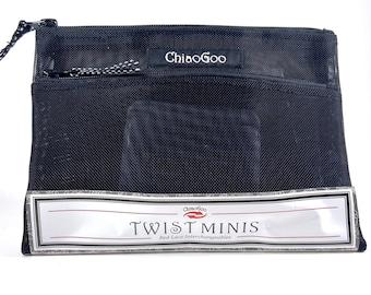 ChiaoGoo TWIST RedLace MINI 4 & 5-Inch
