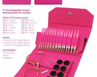LYKKE Interchangeable Needles - Free Gift