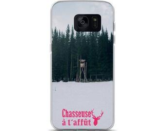 Samsung Case | Chasseuse à l'affût