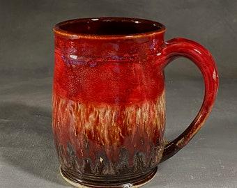 Firewalker Red Mug