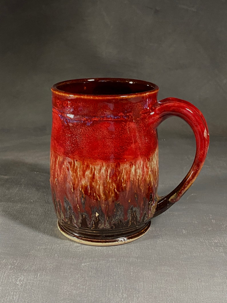 Firewalker Red Mug image 1