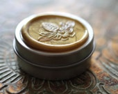 To Bee Solid Natural Perfume for the Naturalist - 8.7 grams in a round tin - Made for you with the intelligence of plants