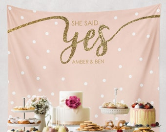 Wedding Backdrop Curtain, Wedding Photo Booth Backdrop, WeddingStep And Repeat Backdrop, Engagement Party Wedding Backdrop/W-G23-TP MAR1 AA3