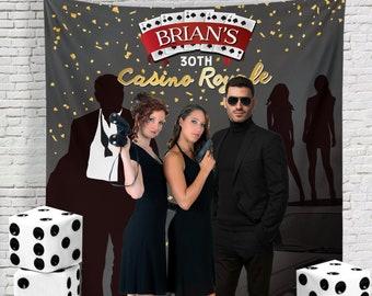 James Bond Party Etsy