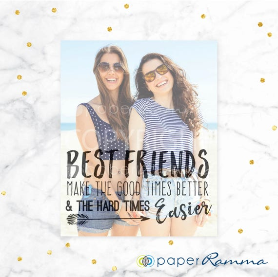 Birthday Gift For Her Best Friend Gift Best Friend Quotes Etsy