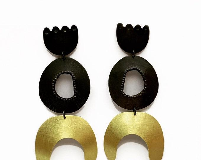 Växa Earrings