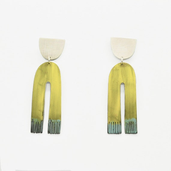 Matilda colour Earrings