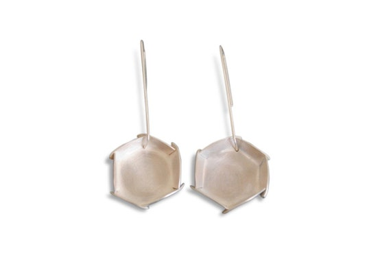 Symmetry earrings