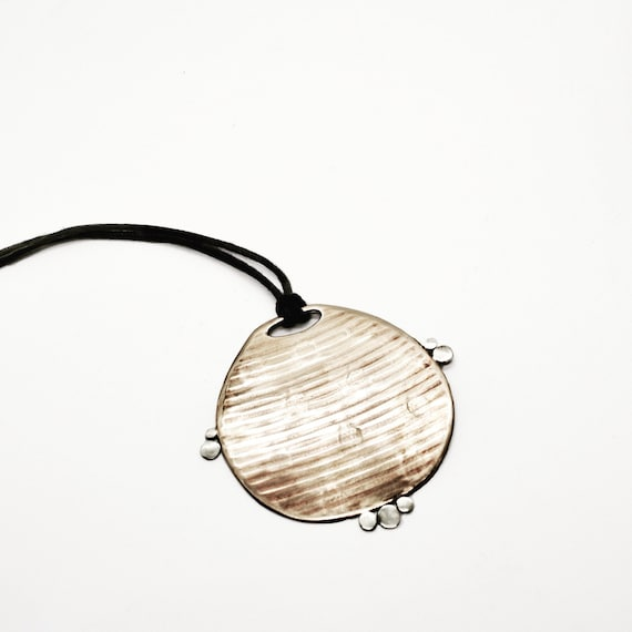 Cymbal of our Ancestors Pendant