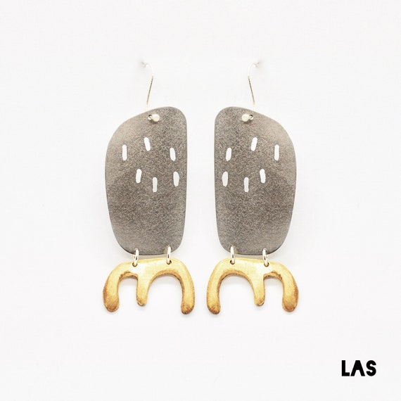 Äggspatel Earrings