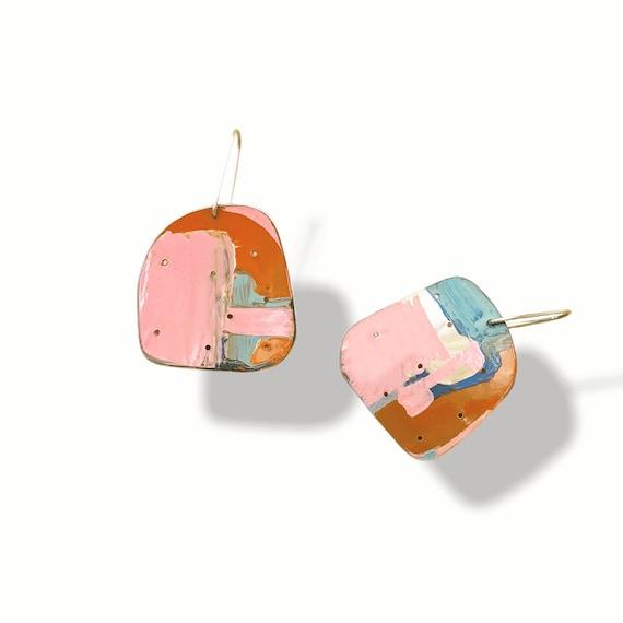 Big Bread earrings