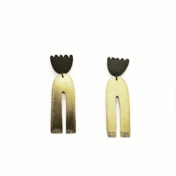 Astrid and Matilda earrings