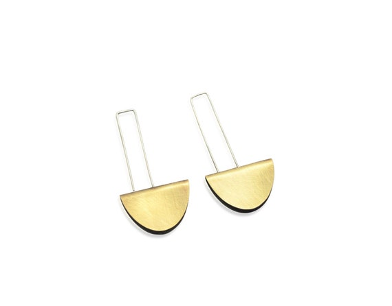 Halftime Gold Earrings