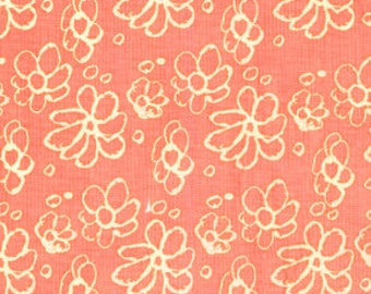 Sale Fabric Tina Givens Fairy Tip Toes Floral 1/2 Yard