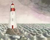 Lighthouse Horizon