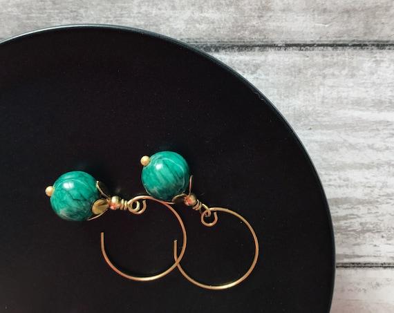 Dangle earrings, Dainty earrings, Romantic earrings, Drop earrings, Bridesmaids earrings, Drop Earrings, Bridesmaid jewelry, Colorful drops