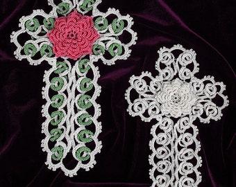 Crochet Celtic Cross