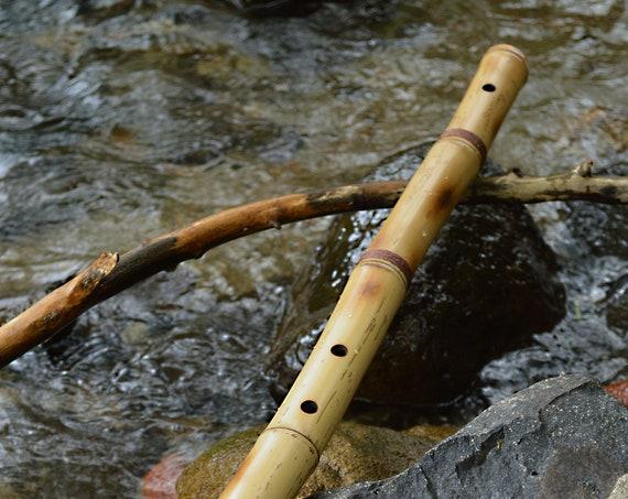 John Niemi Zen Meditation Flute Replica