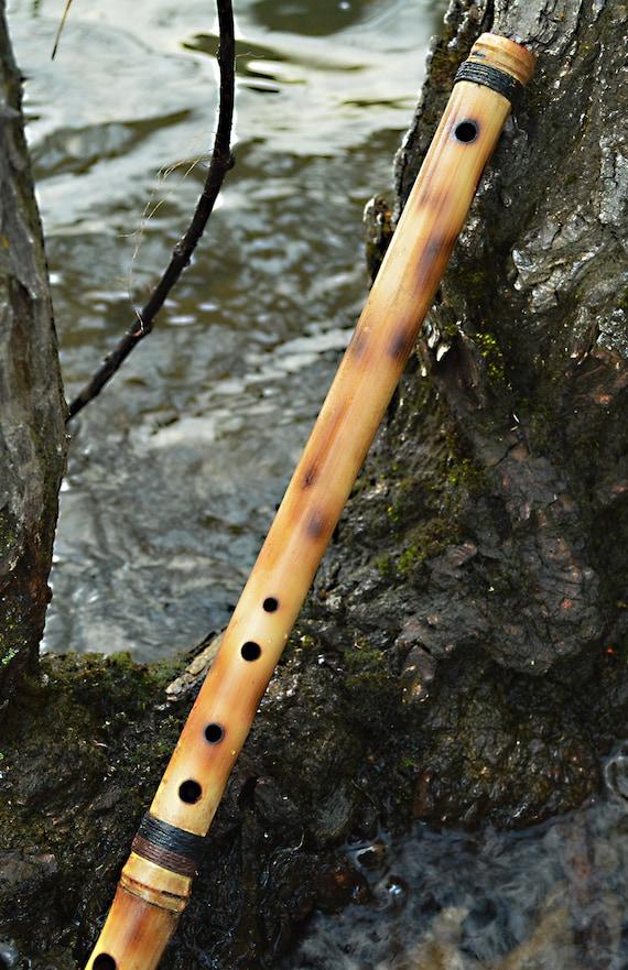 15 Inch Bhairava Raga Forest Flute