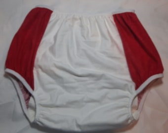 Adult Training Pants - Red Tie Dye - Size 3