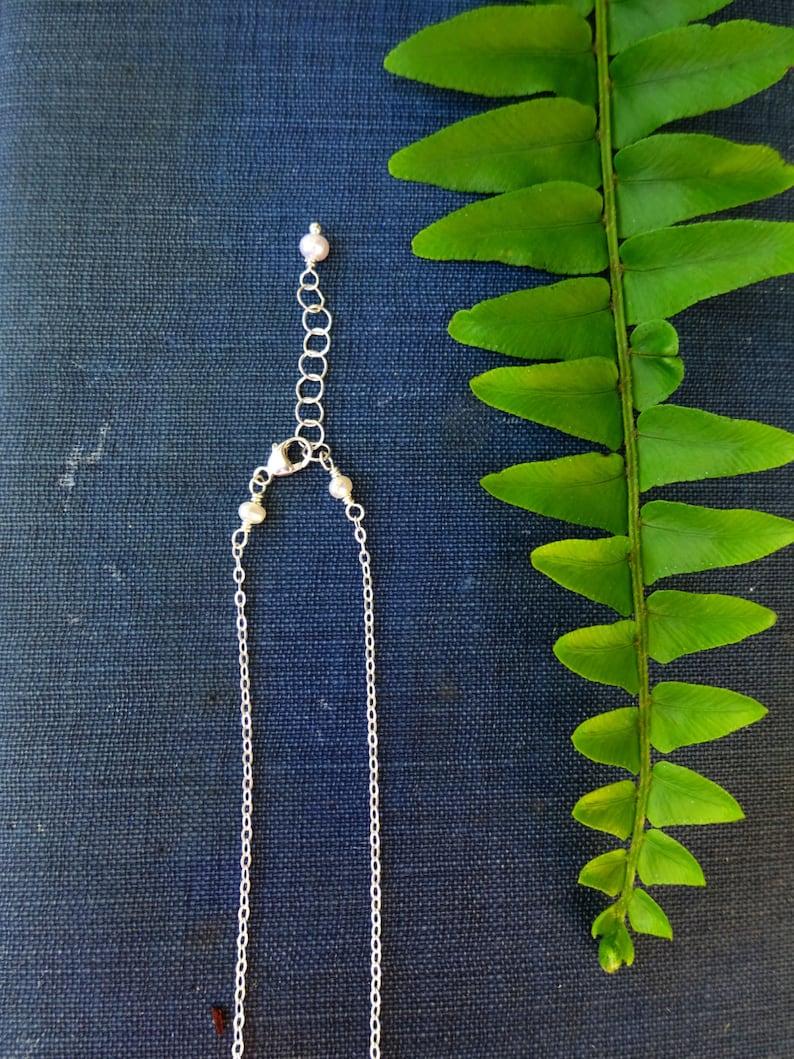 minimal turquoise choker Dainty Gem choker necklace birthstone choker necklace delicate choker necklace gem bead choker beaded choker