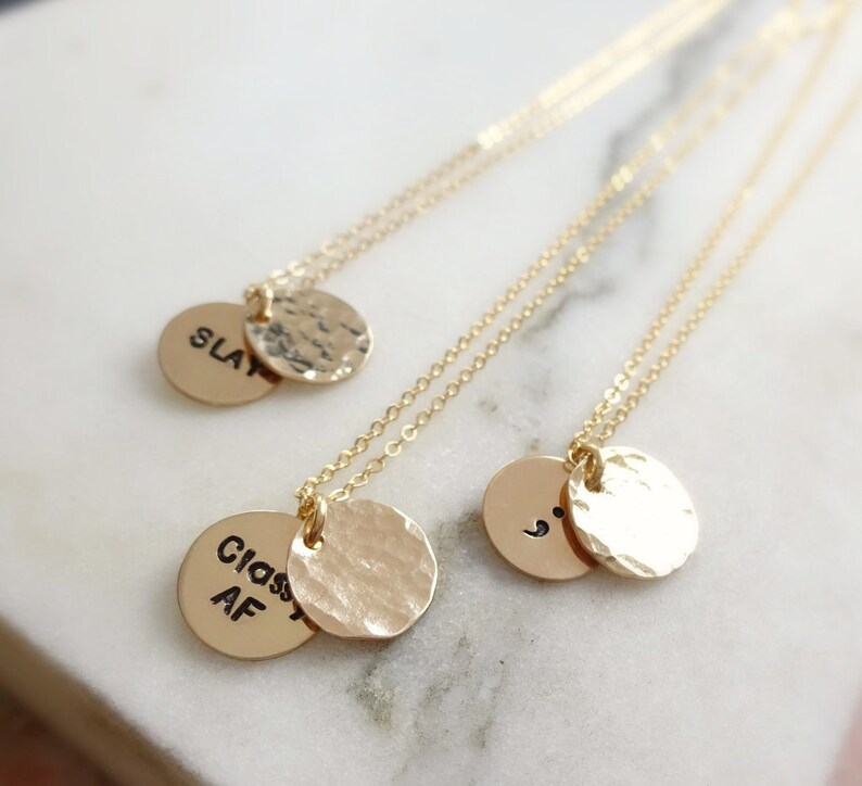 Luxury Dog Tag Necklace Personalized Name Gifts Otis