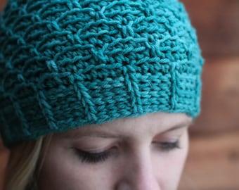 Crochet Hat Pattern - Haven Hat