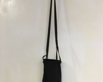 Ann Demeulemeester upcycled pouch